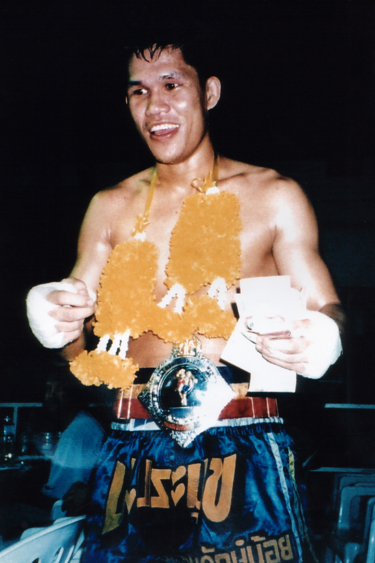 Khomsan Phiphitsala – Thai box šampion